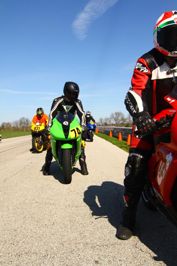 Chris Putnam Race